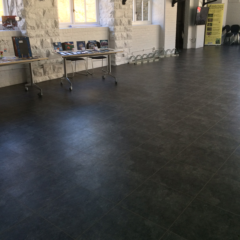 Flooring In Powys, Elan Valley Visitor Centre, Wales
