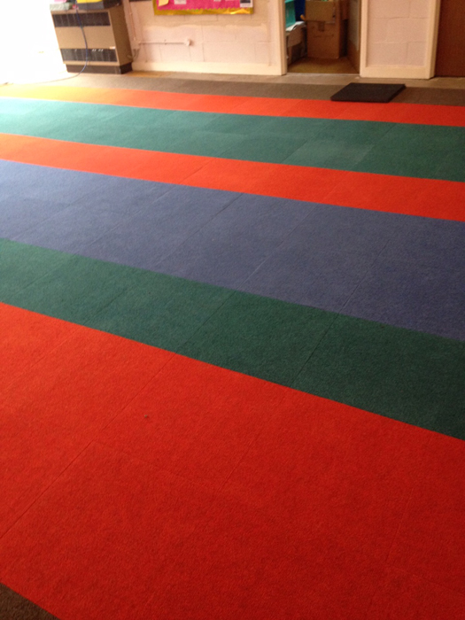 School flooring in ross brampton abbotts primary school for Abbotts flooring