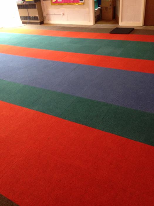 School flooring in ross brampton abbotts primary school for Abbotts flooring