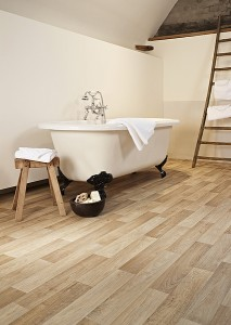 Cushion Vinyl Flooring for Bathrooms