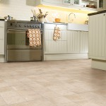 Cushion Vinyl Flooring for Kitchens