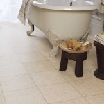 Luxury Vinyl Flooring in the Bathroom