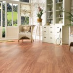Luxury Vinyl Flooring in the Conservatory