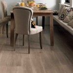 Luxury Vinyl Flooring in the Dining Room