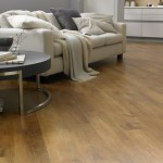Luxury Vinyl Flooring in the Living Room